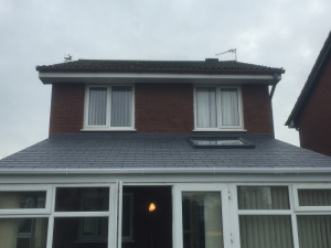 Warm and Secure New Roof