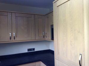 New kitchen units making the best use of space